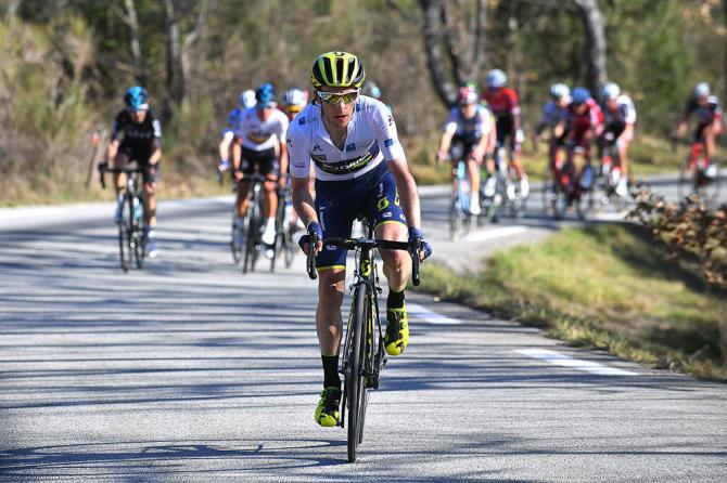 Simon Yates attacks to win stage 6 at Paris-Nice