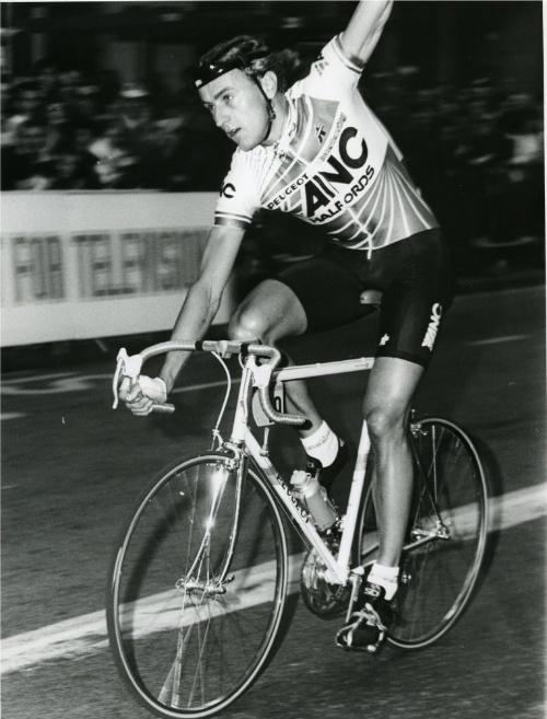 Malcom Elliott, 1986
