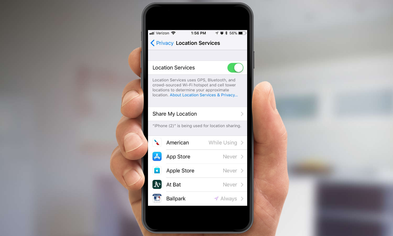How to Turn Your iPhone's Location Services Off | Tom's Guide