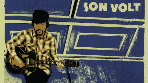 Cover art for Son Volt - Notes Of Blue album