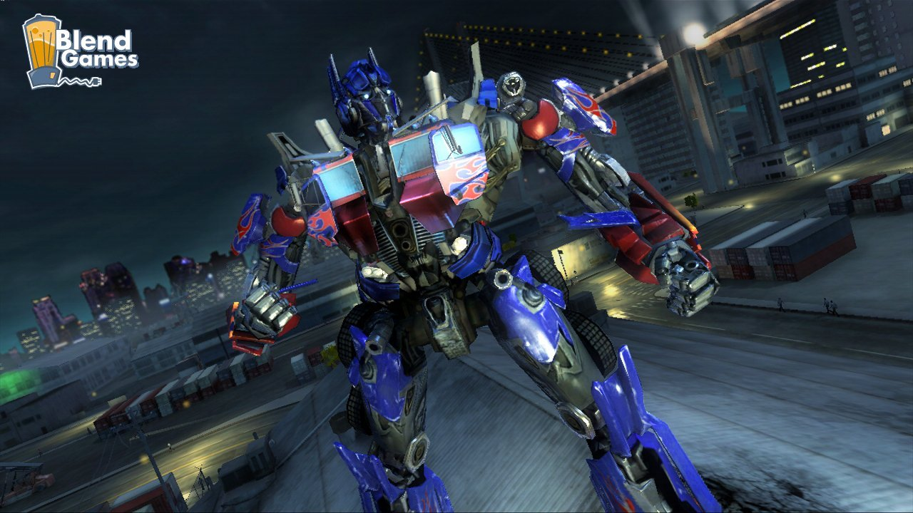 Transformers: Revenge Of The Fallen Awesome New Screenshots #5635