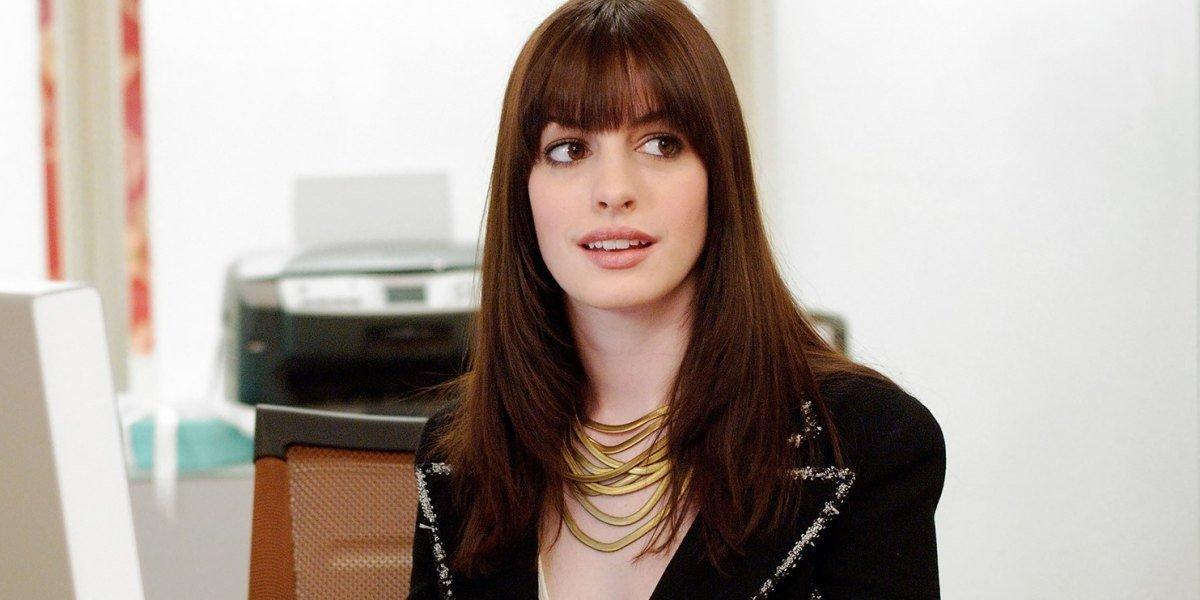 Anne Hathaway in The Devil Wears Prada