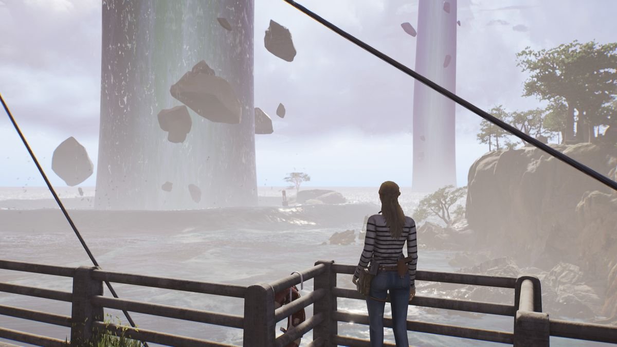 Psychological thriller Broken Pieces reminds me of Silent Hill and Syberia