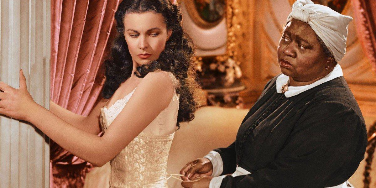 Olivia de Havilland, Hattie McDaniel - Gone With The Wind