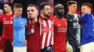 Premier League Player of the Season nominees