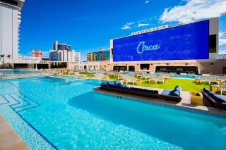 Analog Way Aquilons Drive Massive Screens at Circa Resort & Casino