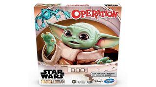 Hasbro Gaming Operation Game: Star Wars The Mandalorian Edition