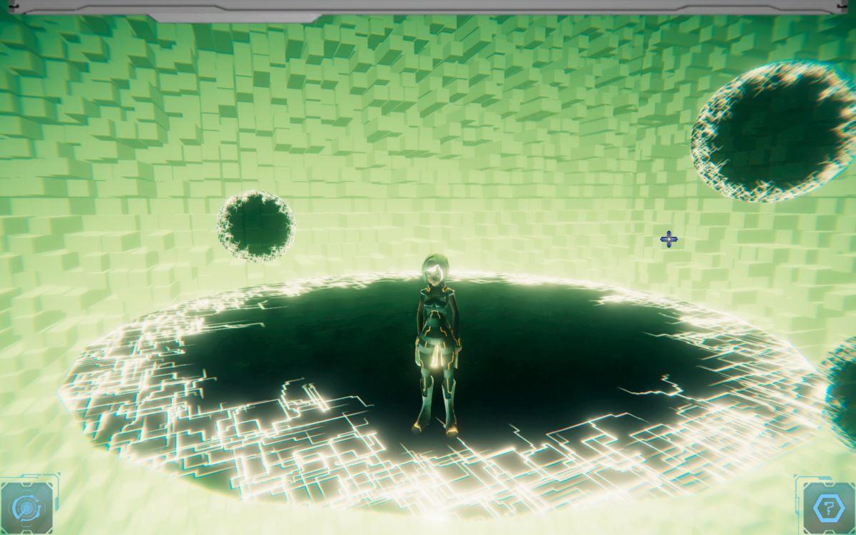 Technobabylon: Birthright is a 3D sequel to cyberpunk adventure Technobabylon