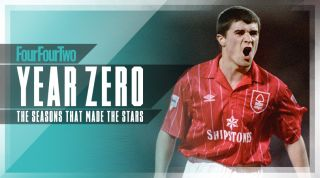 Roy Keane Nottingham Forest