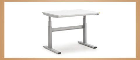 Treston electric height adjustable workbench