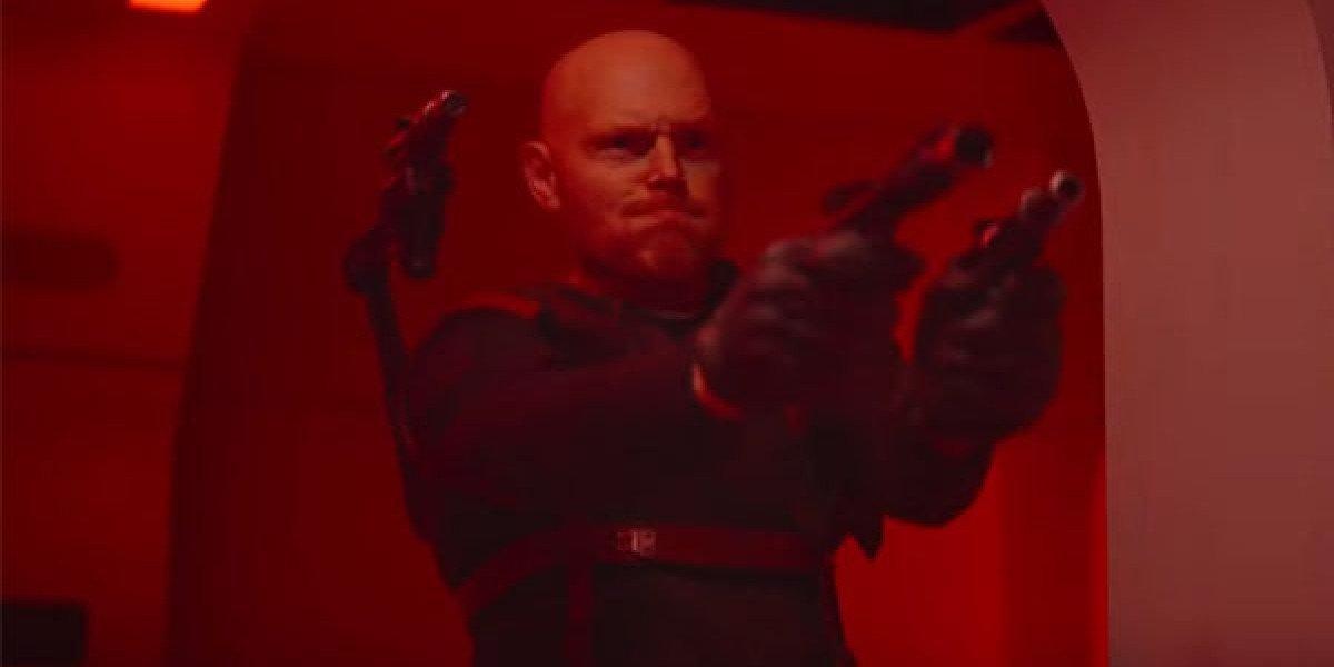 Bill Burr as Mayfield on The Mandalorian (2019)