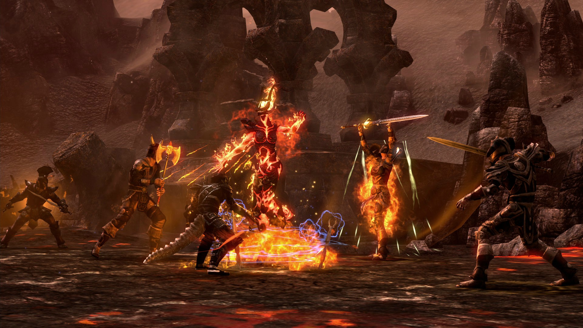 Elder Scrolls Online Screenshots Travel Across Tamriel #24407