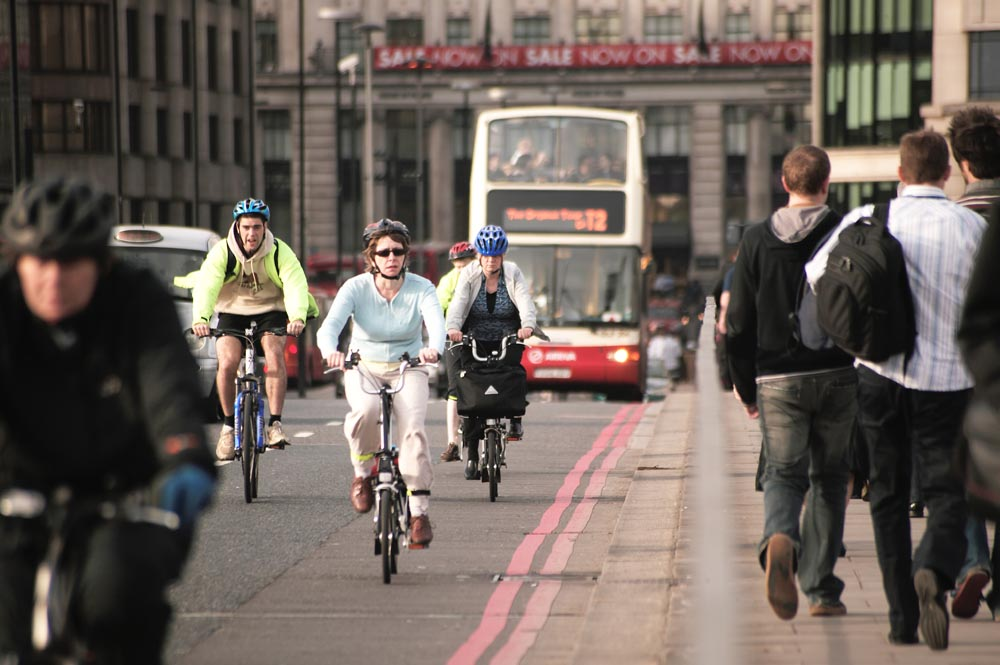 'Do cyclists have to ride on the road?' – you asked Google, and we've got the answer