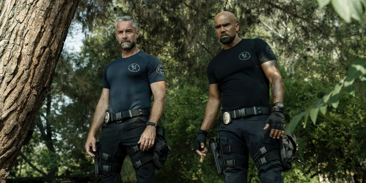 Shemar Moore And Other S.W.A.T. Cast Members React After CBS Renews Show For Season 5