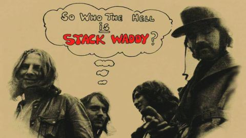 Cover art for Stack Waddy - So Who The Hell Is Stack Waddy? album