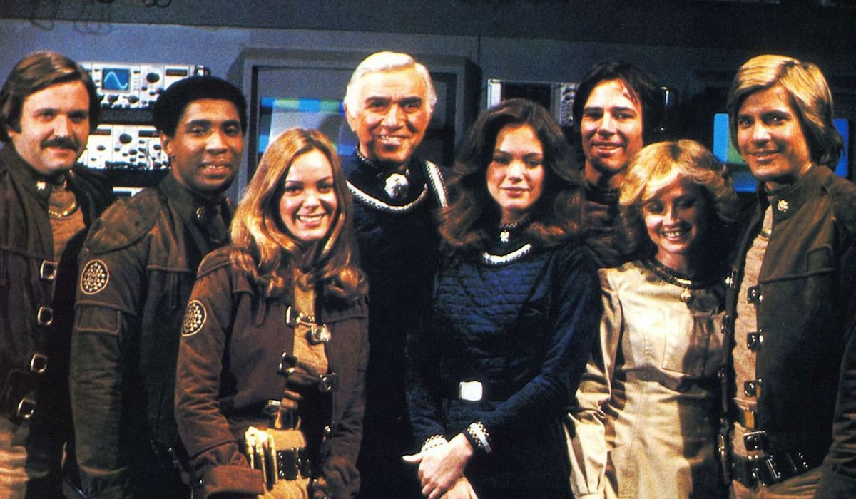 Original Battlestar Galactica series cast
