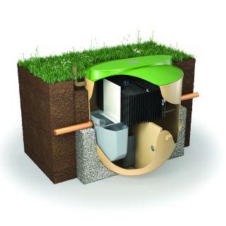 sewage treatment plant drainage systems Biotec
