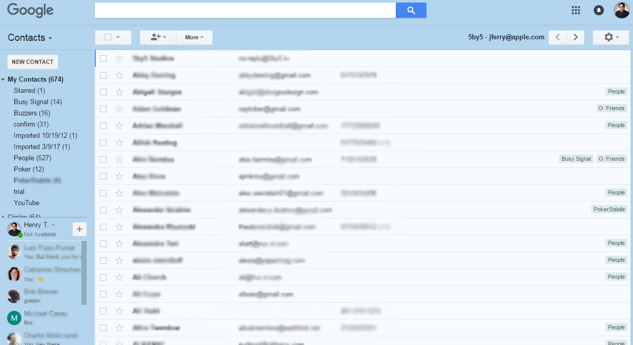 How to Import iPhone Contacts Into Gmail | Tom's Guide