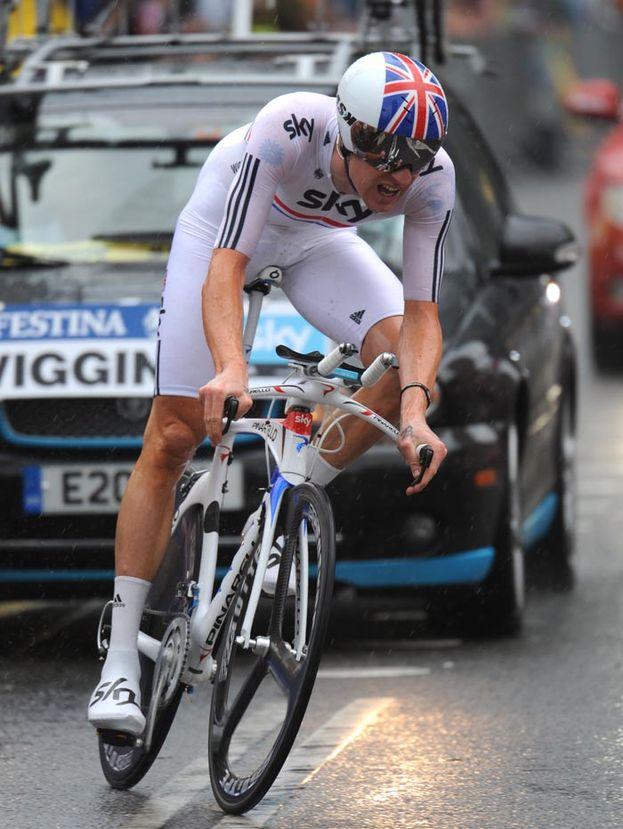 Bradley Wiggins Tour de France 2010 prologue