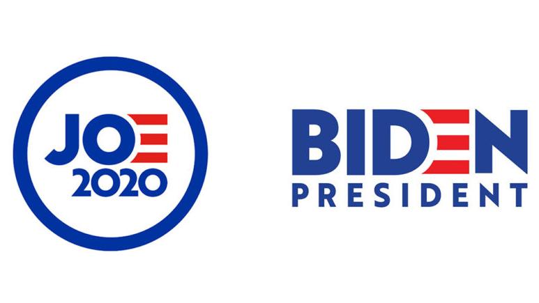There S A Big Problem With Joe Biden S Campaign Logo Creative Bloq