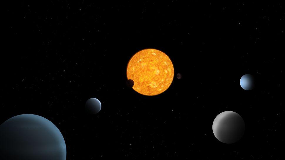 Scientists spot 6 alien worlds orbiting a star in strange — but precise — harmony