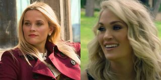 Carrie Underwood and Reese Witherspoon screenshots