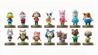 Animal Crossing: New Horizons amiibo