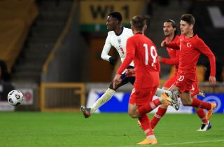 England U21 v Turkey U21 – UEFA Euro 2021 Under-21 Qualifying – Group 3 – Molineux