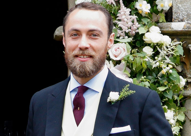 Duchess Catherine's brother James Middleton has shared some heartbreaking news