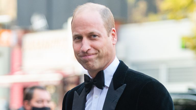 Prince William attends the Sun's Who Cares Wins Awards 2021 at The Roundhouse on September 14, 2021