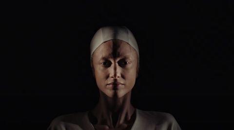 Andrea Riseborough in 'Possessor.'