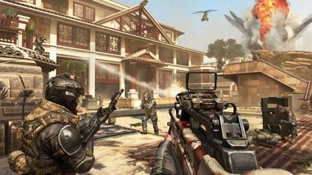 Call Of Duty: Black Ops 2 Revolution DLC Released On Xbox 360 #25391