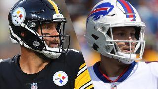 Steelers vs Bills live stream