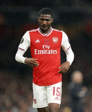 Ainsley Maitland-Niles earned his first senior England call-up following fine form at Arsenal.