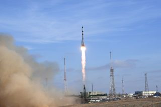 Russian Cargo Craft Launches Toward Space Station