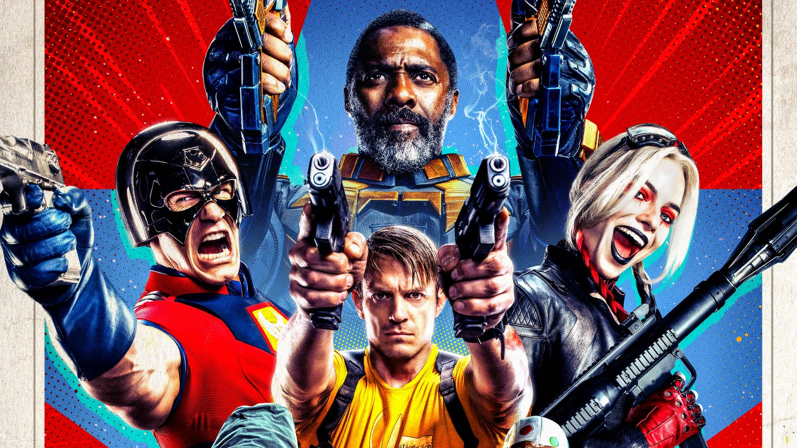 The Suicide Squad reviews are in — and it's better than Black Widow   Tom's Guide