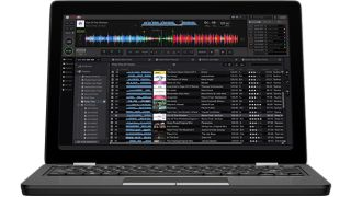 Pioneer's rekordbox is a well-established music management application.