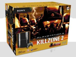 Killzone II confirmed as a £299 bundle