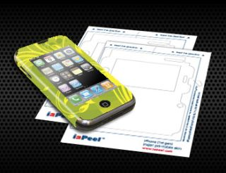 Want to print your own iPhone skin? Well, now you can!