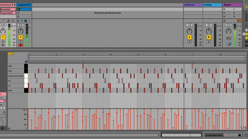 How to layer acoustic and electronic drum sounds