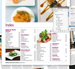 Create a simple index in InDesign | Creative Bloq