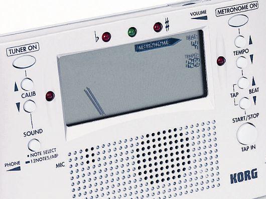 round up 4 korg digital metronomes musicradar. Black Bedroom Furniture Sets. Home Design Ideas