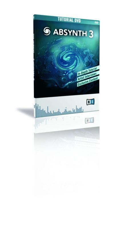 Absynth 3 tutorial DVD