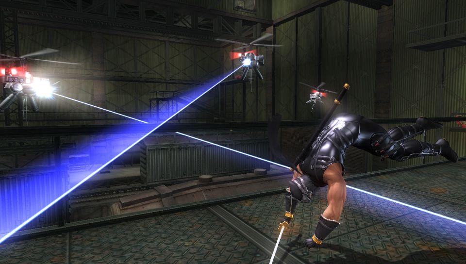 Ninja Gaiden Sigma Plus Review Gamesradar