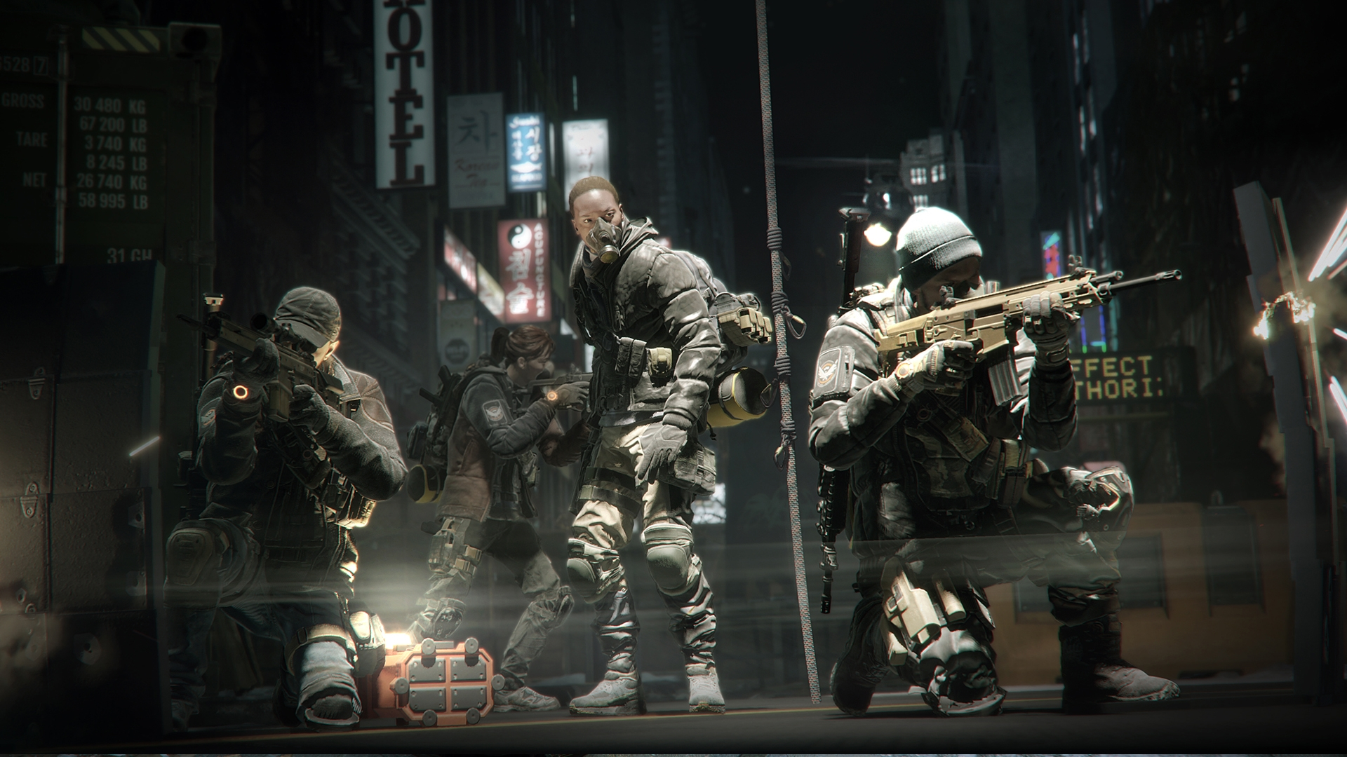 10 Unexpected Things I Did In The First Two Hours Of The Division