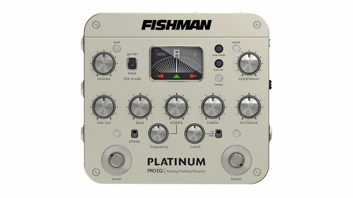 Fishman Platinum Pro Eq Review Musicradar