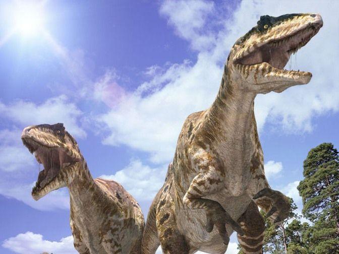 Bbc Worldwide Unveils Plans For 3d Dinosaur Movie Techradar