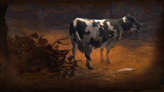 Diablo III cows