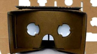 Will your next gaming gimmick be Cardboard