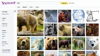 Yahoo adds Creative Commons Flickr pics to image search